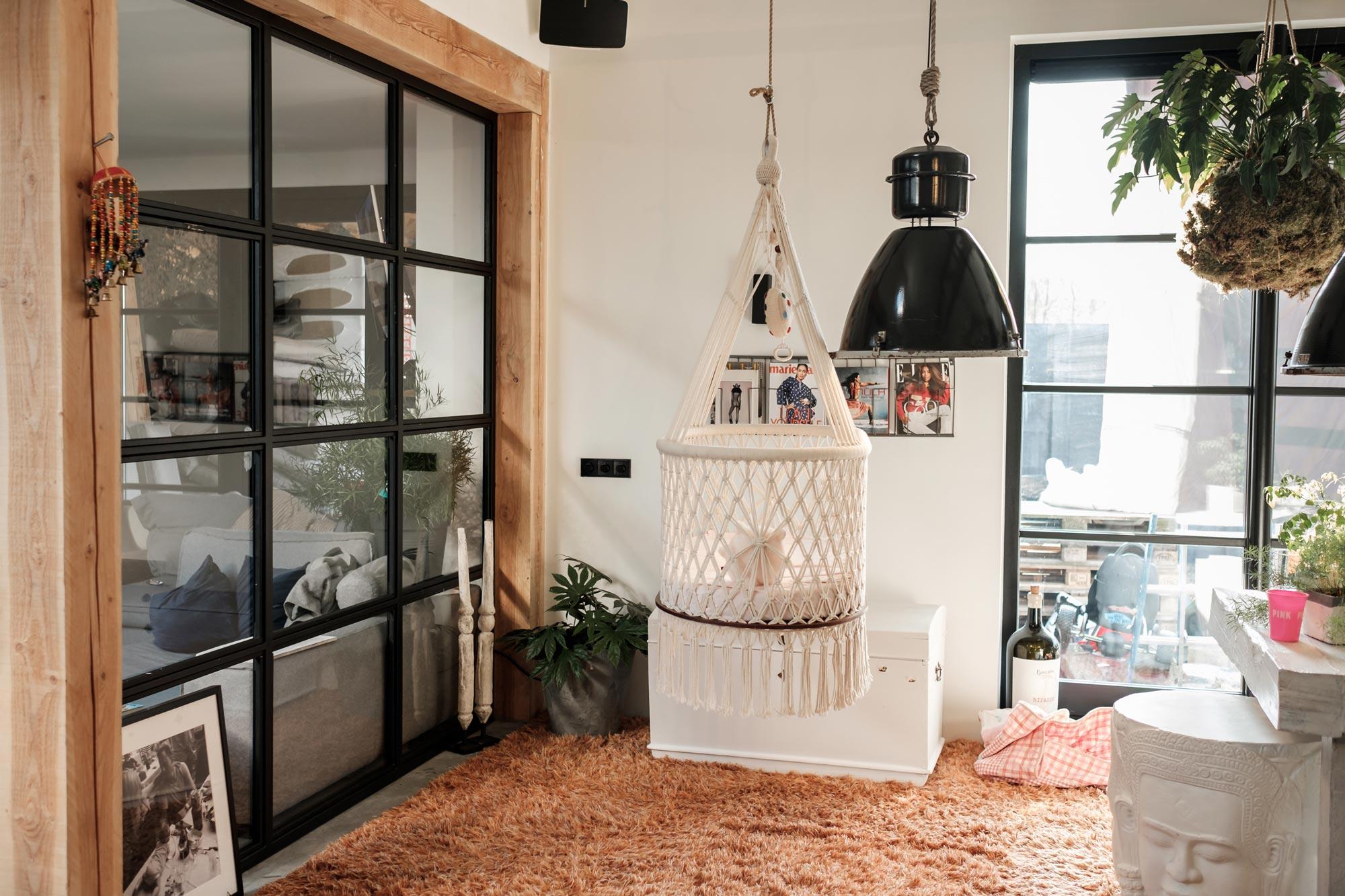 Stalen Deuren Prijs : Stalen scheidingswand combinatie met glas of hout sfeerdeuren